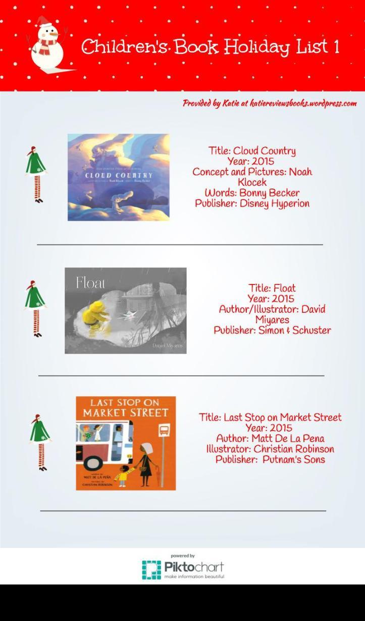 Children's Book Holiday List