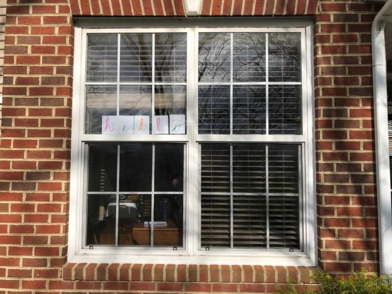 1 hello window